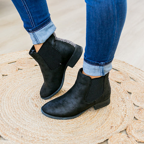 NEW! Blake Bootie - Black