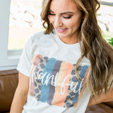 "NEW! ""Thankful"" Tee - Arrow Twenty Two"