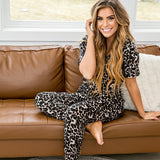 NEW! Leopard Jumpsuit - Arrow Twenty Two
