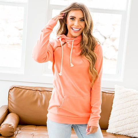 Ampersand Ave Miami DoubleHood Sweatshirt - Arrow Twenty Two