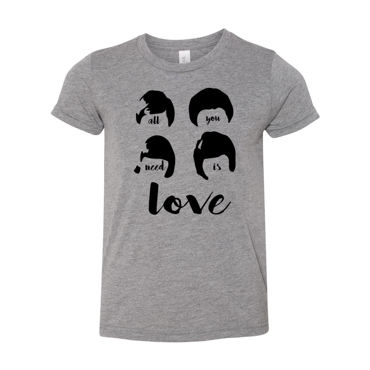 All You Need is Love Youth Tee
