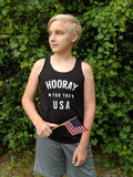 Hooray for the USA (Kid's)