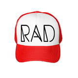 RAD Trucker Hat