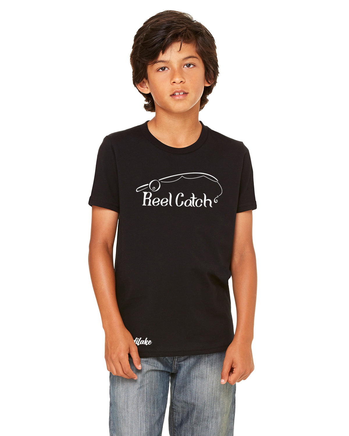 Reel Catch Tee