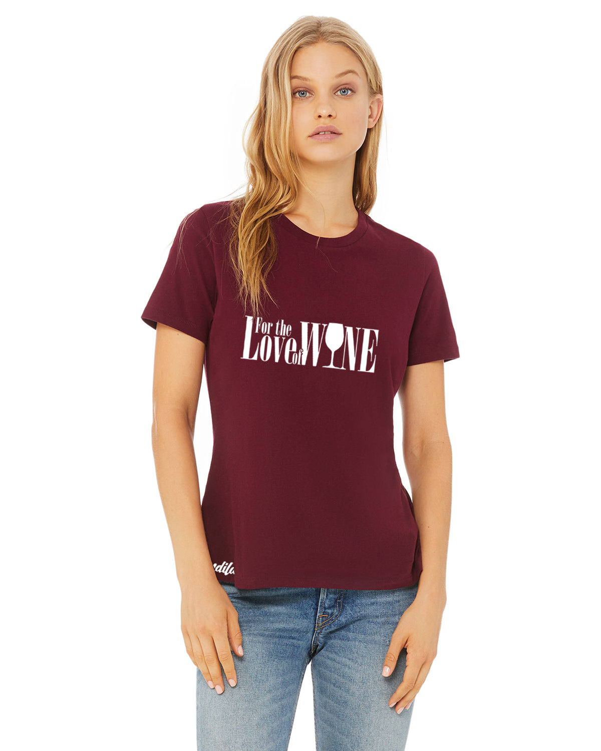 For the Love of Wine Tee (Adult)