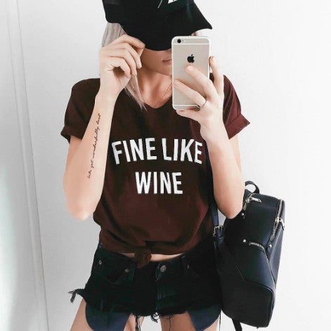 FINE LIKE WINE (Adult)