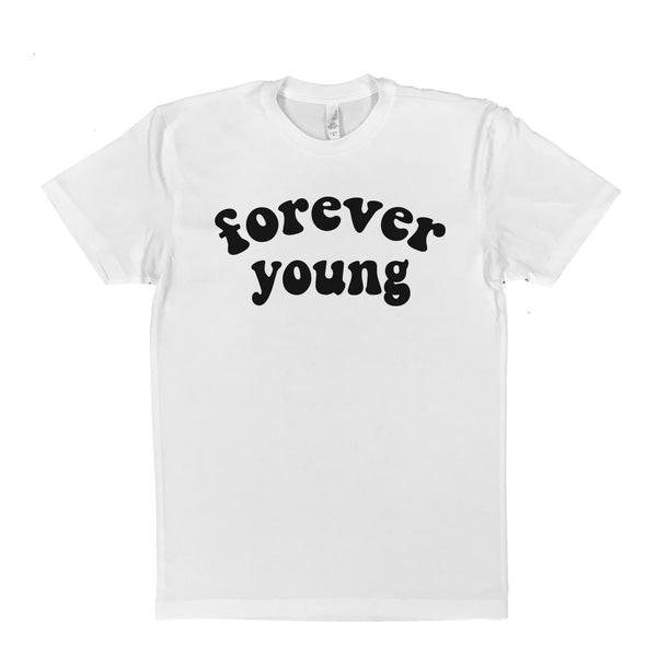 Forever Young Tee (Adult)