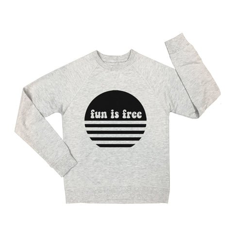 Fun Is Free Crew (Adult)