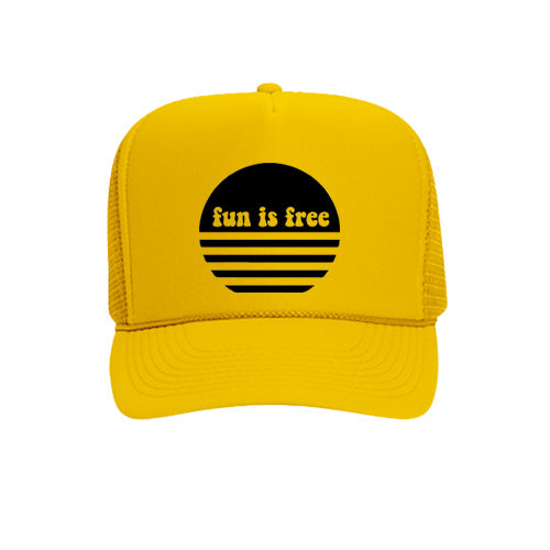 Fun Is Free Trucker