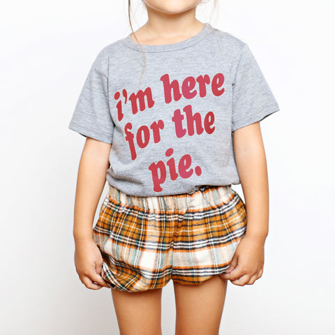 I'm Here For The Pie