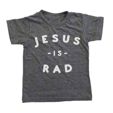 Jesus Is Rad.