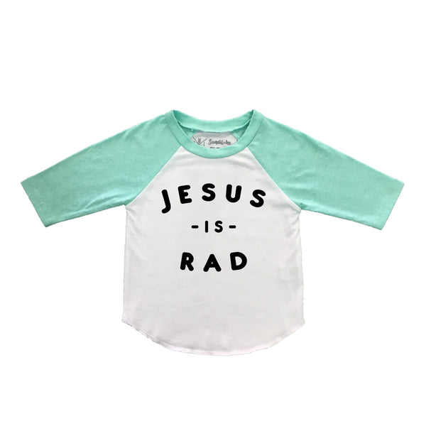 Jesus Is Rad Tee