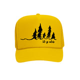 Let's Go Outside Trucker Hat