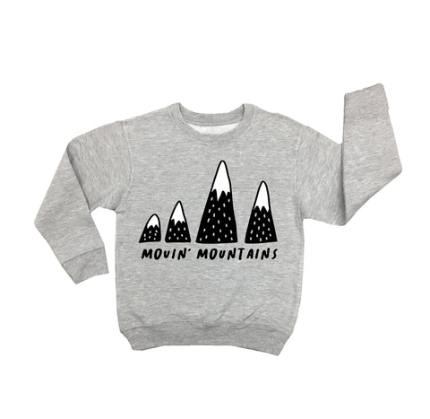 *PRE-ORDER* Movin' Mountains