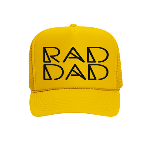 Rad Dad Trucker Hat