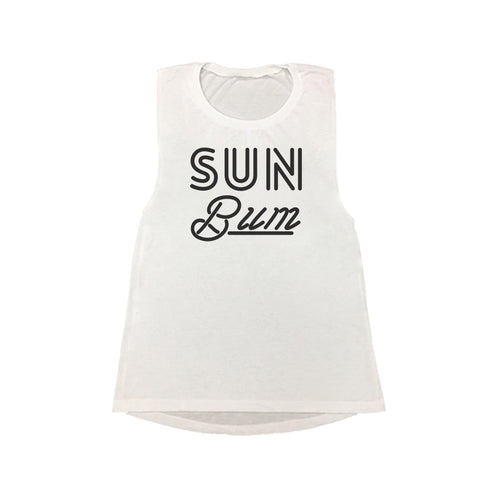 Sun Bum Women's Muscle Tank (Adult)