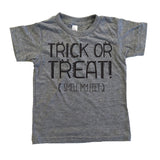 Trick or Treat T-Shirt (Adult)