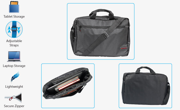 b09c66bc9f Carry all your essentials in this amazing messenger bag. Never run out of  space with the front storage zipper. The strap is extremely durable and  completely ...