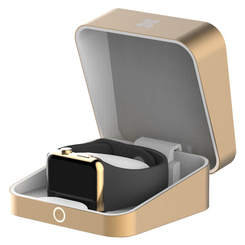 auraBox<br><span style='color:#000000;font-size:16px;'>Professional Apple Watch Charging Case</span>