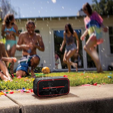 Rustic-2<br/><span style='color:#000000;'>Portable IPX5 Water Resistant Wireless Speaker</span><br><br>