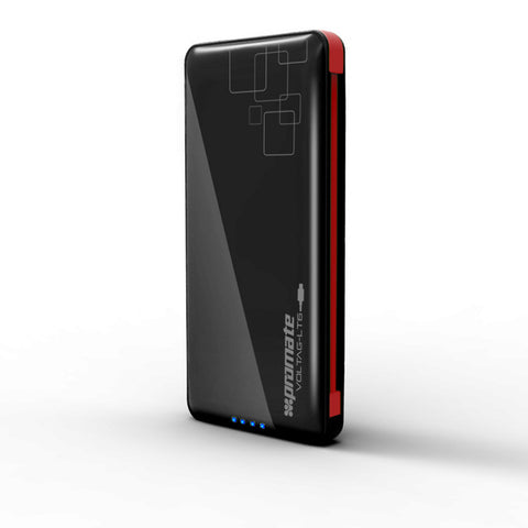 Voltag-LT6<br><span style='color:#000000;font-size:16px;'>6000mAh Lithium-Polymer Power Bank with Built-in Lightning Connector</span>