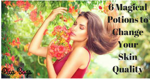 6 Magical Potions to Change Your Skin Quality