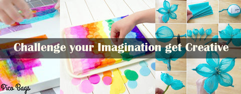 Challenge your Imagination get Creative