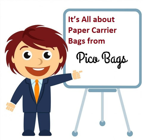It's All about Paper Carrier Bags from PicoBags