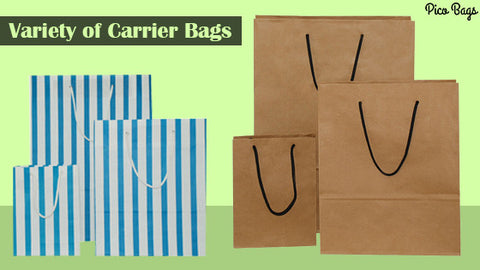 Variety of Carrier Bags You Should Know