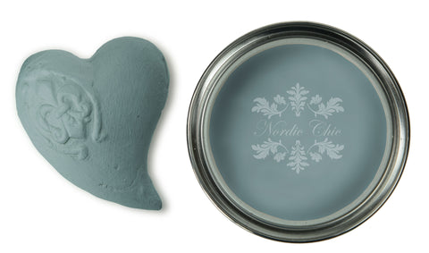 Nordic Chic Furniture Paint - Baby Blue