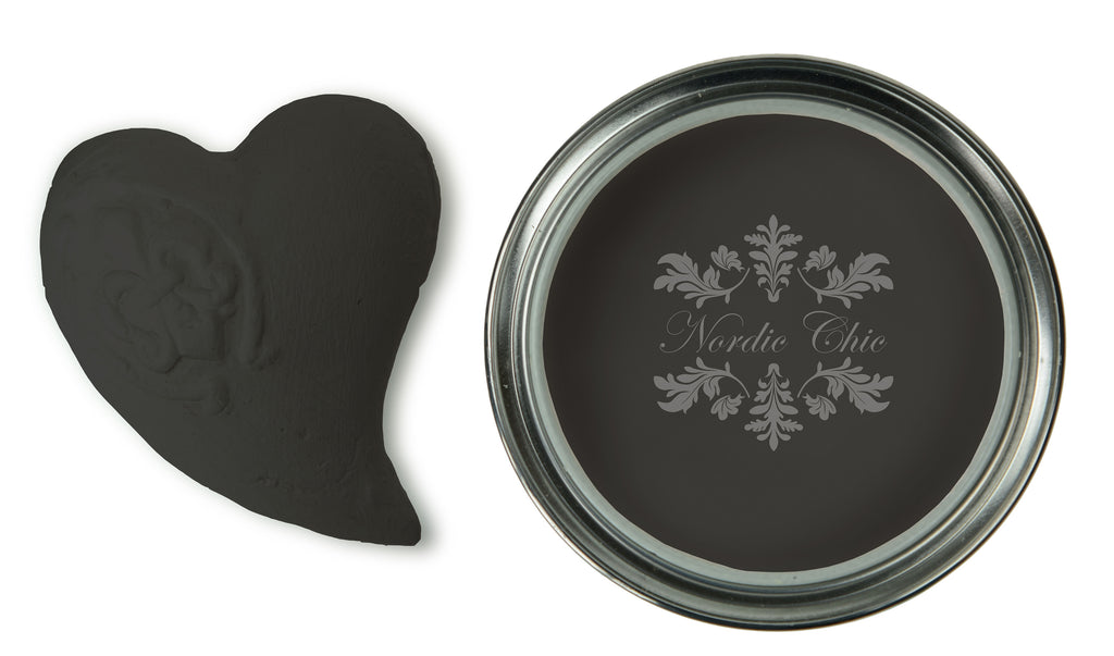 Nordic Chic Furniture Paint - Black Diamond