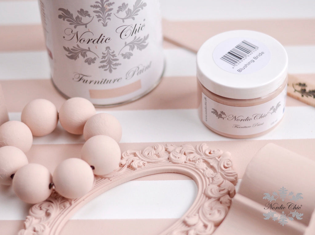 Nordic Chic Furniture Paint - Blushing Bride Ltd edition