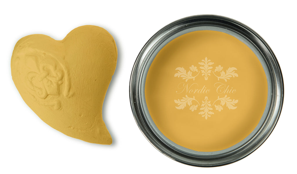 Nordic Chic Furniture Paint - French Mustard