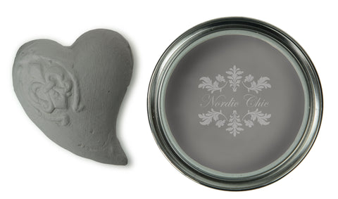 Nordic Chic Furniture Paint - Grey