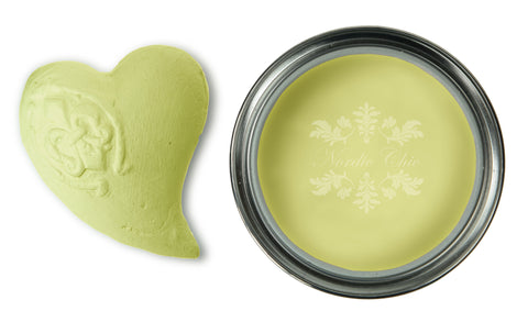 Nordic Chic Furniture Paint - Lime