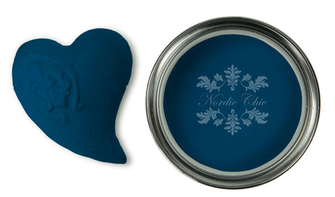 Nordic Chic Furniture Paint - Midnight Blues