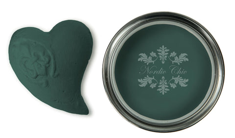 Nordic Chic Furniture Paint - Moroccan Green