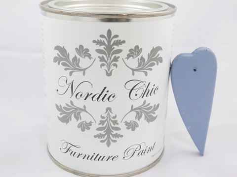 Nordic Chic Furniture Paint - Blue Jeans