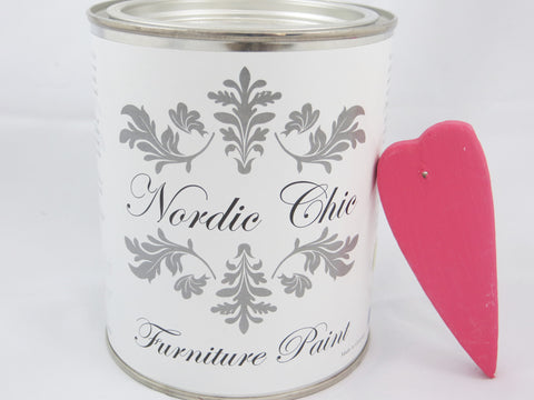Nordic Chic Furniture Paint - Hotlips