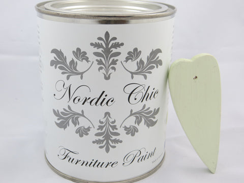 Nordic Chic Furniture Paint - Pistache
