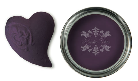 Nordic Chic Furniture Paint - Purple Rain