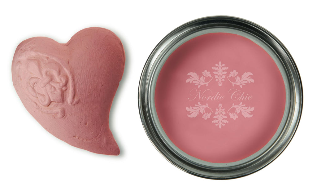 Nordic Chic Furniture Paint - Rosy Posy