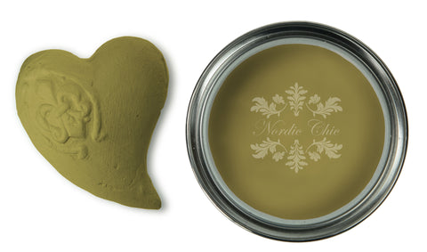 Nordic Chic Furniture Paint - Olive