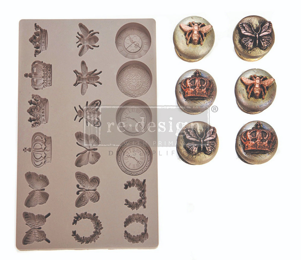 Prima Redesign Decor Moulds - Regal Findings
