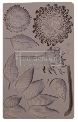 Prima Redesign Decor Moulds - Forest treasures
