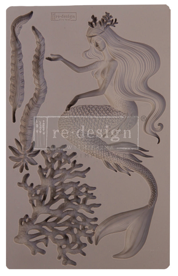 Prima Redesign Decor Moulds - Sea Maven