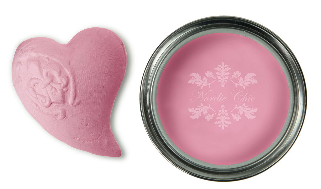 Nordic Chic Furniture Paint - Pink Icing
