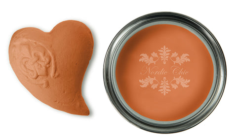 Nordic Chic Furniture Paint - Pumpkin