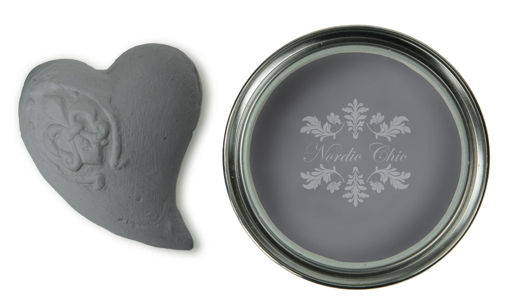 Nordic Chic Furniture Paint - Stormy Grey