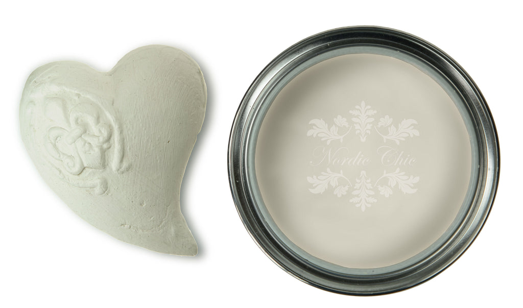 Nordic Chic Furniture Paint - Whipped Cream